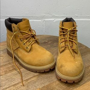 Timberlands boots  for boys
